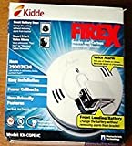 Kidde KN-COPE-IC Smoke and Carbon Monoxide Alarm 120V AC Wire w/ Front Loading Battery Back Up
