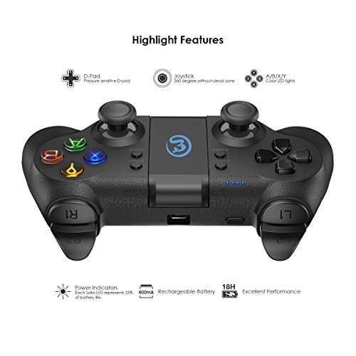 Gamesir t1 wireless bluetooth game controller for android usb wired gamesir t1 wireless bluetooth game controller publicscrutiny Image collections