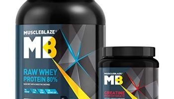 MuscleBlaze Raw Whey 1kg