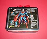 Superman: Super Hero Analysis Subject Metal Lunch Box