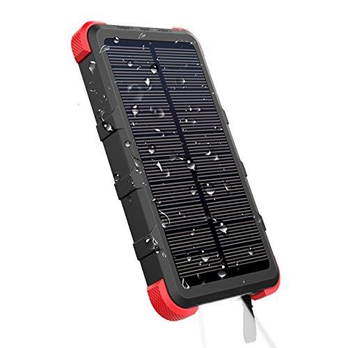 OUTXE Savage Rugged Power Bank Solar