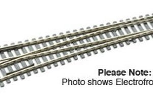 Peco HO Scale Code 100 Insulfrog #8 Left-Hand Turnout 41P3XZHYpuL