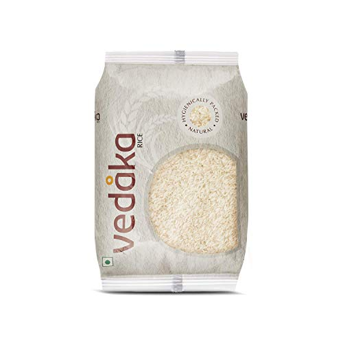 41P3YcbMuJL - Amazon Brand - Vedaka Kolam Rice, Raw, 5kg
