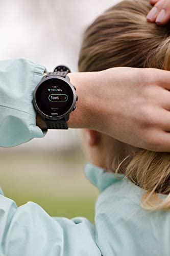 Suunto 3 2020 Edition Fitness Multi Sport Watch with Adaptive Training Guidance (Slate Grey) 8