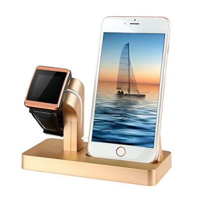 Moclever Phone_Accessory – Docking Station, Colore: Gold