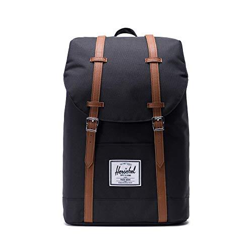 Herschel Retreat Backpack-Black
