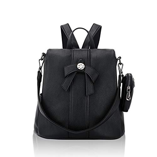 Backpack-Purse-for-Women-Fashion-Shoulder-Bag-Cute-PU-Leather-Daypacks-Purse-Ladies-Satchel-Bags-Anti-Theft-Shoulder-Bag-Convertible-Backpack-for-Girls-and-Women