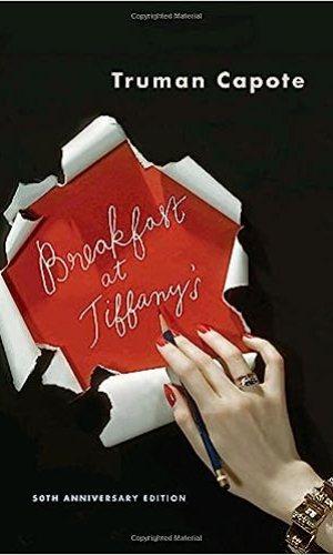 Breakfast Tiffanys Book Cover