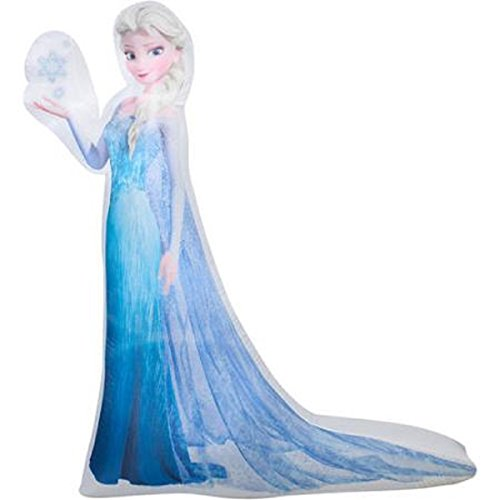 Inflatable 5' LED Photoreal Elsa Disney Frozen Yard Decoration