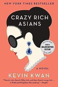 Crazy Rich Asians Book Cover