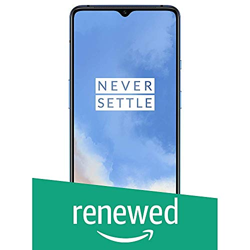 41PveS0DNQL - (Renewed) OnePlus 7T (Glacier Blue, 8GB RAM, Fluid AMOLED Display, 128GB Storage, 3800mAH Battery)