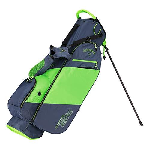Callaway Golf 2019 Hyper Lite Zero, Epic Flash, Double Strap