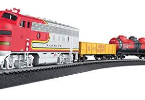 Bachmann Trains – Canyon Chief Ready To Run Electric Train Set – HO Scale 41Q5gzpcacL