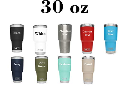 Additional Colors Available - Personalized Yeti Tumbler