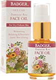 Badger Damascus Rose Face Oil - 1 fl oz Glass Bottle