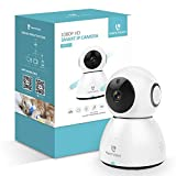 HeimVision 1080P Wireless IP Camera, Home Indoor Security Surveillance System for Baby/Pet/Nanny Monitor with Night Vision, 2-Way Audio, Cloud Storage Service