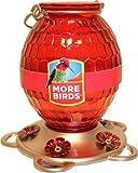 CLASSIC BRANDS 100532879 Hummingbird Bird Feeder, White