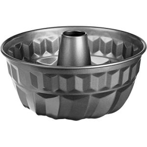 Kugelhopf Tin Traditional Deep Tube Pan with Dual Layer Non Stick for Cakes and Bread by Lets Cook Cookware 41QGqU3sI8L