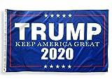 Keep America Great Flag Donald J. Trump Flag 2020 3x5 Foot , 3x5 Trump Flag , Donald Trump 2020 Flag , Make America Great Again Flag 3x5 Foot , President Donald Trump Flags 2020 3x5 Foot MAGA Flag