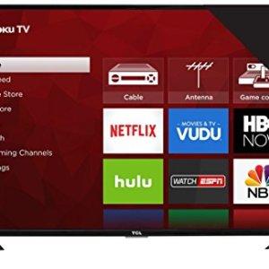TCL 43S405 43-Inch 4K UHD Smart LED Roku TV (Renewed) 10
