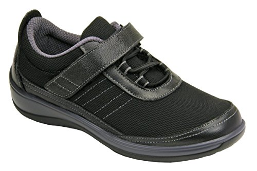 Orthofeet Breeze Comfort Stretchable Walking Shoes