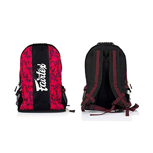 Fairtex Backpack, Red
