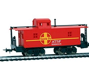 trains Mehano, Wagon Caboose, at&SF, H0 Scale 41QeFHPATlL