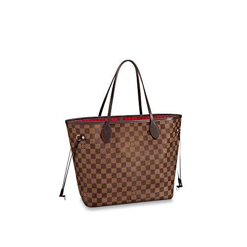 Louis-Vuitton-Neverfull-MM-Damier-Ebene-Bags-Handbags-Purse