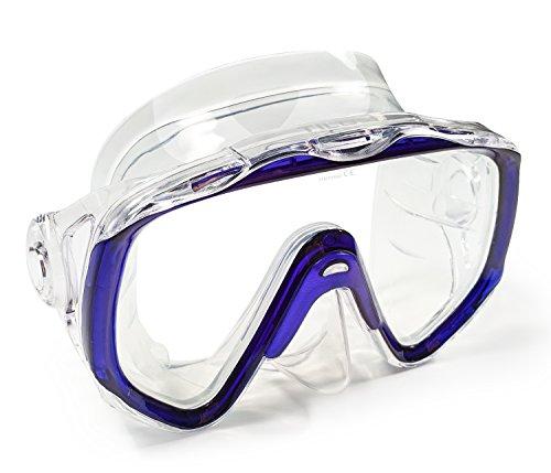 Tilos Titanica, Single Lens Mask for Scuba and Snorkeling