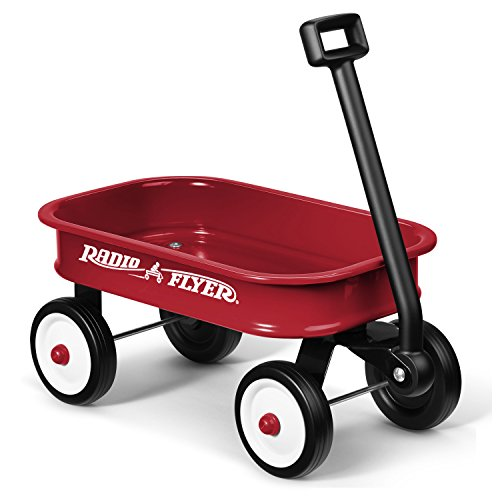 Expired:Radio Flyer Little Red Toy Wagon – LOW PRICE