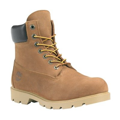 Timberland Men's 6' Basic Contrast Collar Boot