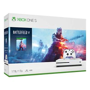 Xbox One S 1Tb Console - Battlefield V Bundle 6