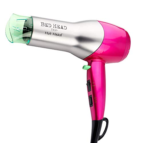 Bed Head Hot Head 1875W Hair Dryer for Massive Shine