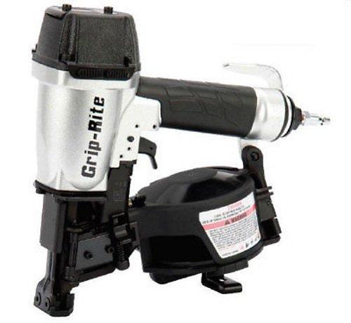 Grip Rite Prime Guard GRTRN45 Pneumatic Coil RoofingNailer (1-Pack)