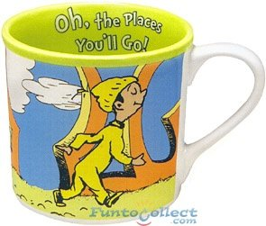 Dr. Seuss Oh, the Places You'll Go! Coffee Mug