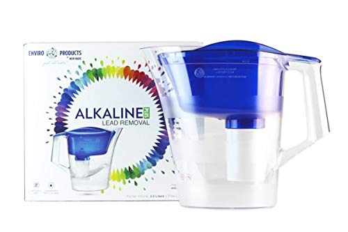 New Wave Enviro Alkaline Water Filter Pitcher that Removes Lead
