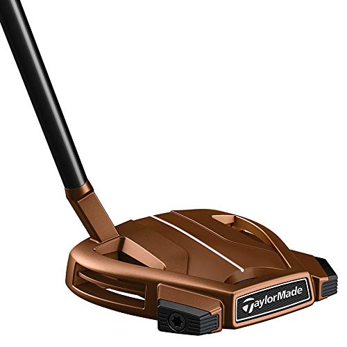 TaylorMade Golf Spider X Putter, Copper, #3 Hosel, Left Hand, 35""