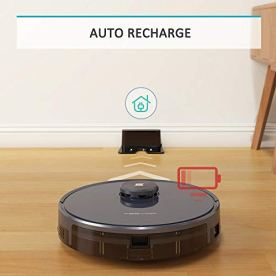 Robot-Vacuum-Tesvor-S6-Laser-Navigation-2700Pa-Auto-Charging-Robot-Vacuum-Cleaner-Compatible-with-AlexaApp-Ideal-for-Pet-Hair-Dust-Carpets-Hard-Floors