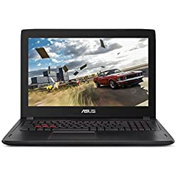 ASUS Gaming Thin and Light Laptop, 15.6-inch Full HD , Intel Core i7-7700HQ Processor, 16GB DDR4 RAM, 128GB SSD + 1TB HDD, GeForce GTX 1060 3GB, Windows 10 - FX502VM-AS73
