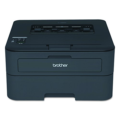 Brother HL-L2340DW Compact Laser Printer, Monochrome, Wireless, Duplex Printing, Amazon Dash Replenishment Enabled
