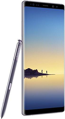41RUFhbc7SL - Samsung Galaxy Note 8 (Orchid Grey, 6GB RAM, 64GB Storage)
