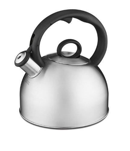 Cuisinart CTK-SS17 Aura Stainless Steel Stovetop Teakettle, 2QT.