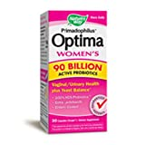 Primadophilus Optima Women's, 30 Caps by Nature's Way (Pack of 3)