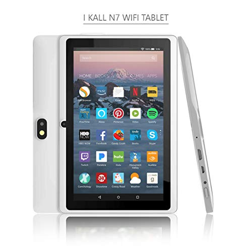 IKall Tablet WiFi Only (7 Inch, 16GB) 115
