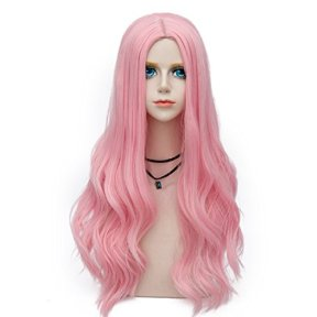 Probeauty-Bombshell-Collection-Lolita-Ombre-Wig-Dark-Root-70CM-Long-Spiral-Curly-Women-Anime-Cosplay-Wigs-Baby-Pink-F26