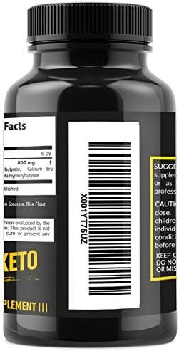 Keto Diet Pills - Best Ketosis Supplement for Women and Men - Code Keto - 60 Capsules 9