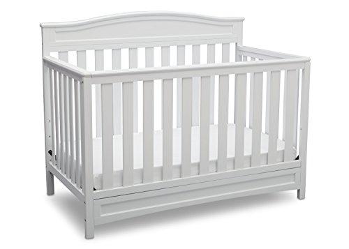 #3 - Delta Children Emery 4-in-1 Convertible Baby Crib