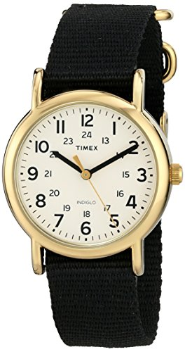 Timex Women's Weekender Gold-Tone Watch