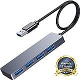 VANMASS USB Hub Adapter, 4-in-1 USB...