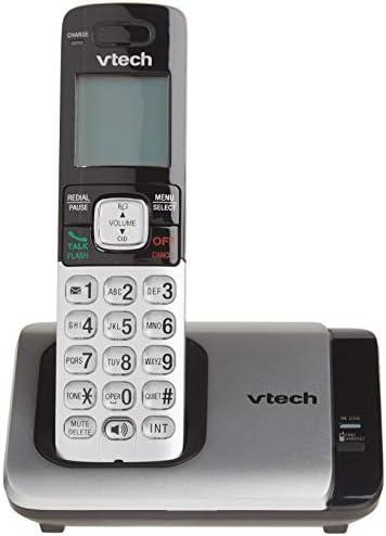 VTech CS6719-2 2-Handset Expandable Cordless Phone with Caller ID/Call Waiting, Handset Intercom & Backlit Display/Keypad 14